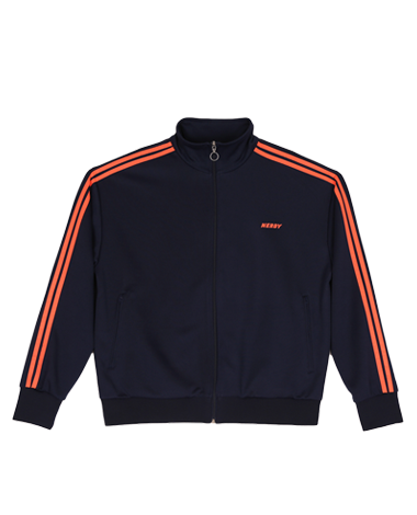 NY Track Top Navy / Orange (3M Scotch)