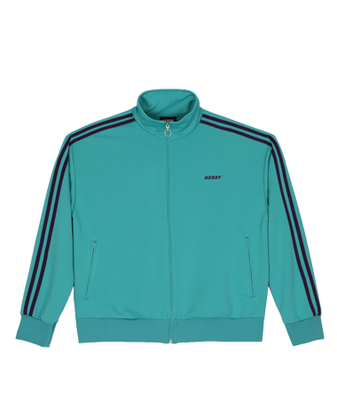 NY Track Top Emerald / Navy