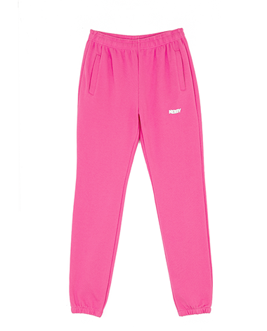 NY Sweat Pants Pink