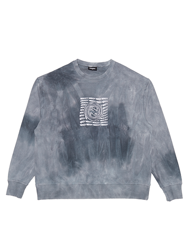 Cotton Candy Sweatshirts Black