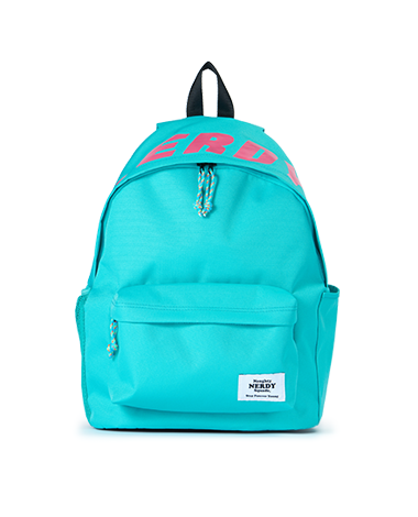 Basic Logo Backpack_Mint