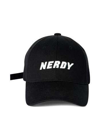 Essential Ball Cap Black