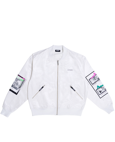 Blouson Jacket White