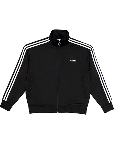 NY Track Top Black