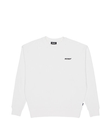 Basic Logo Sweatshirt Off White