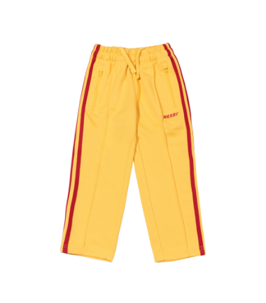 Kids' NY Track Pants Yellow