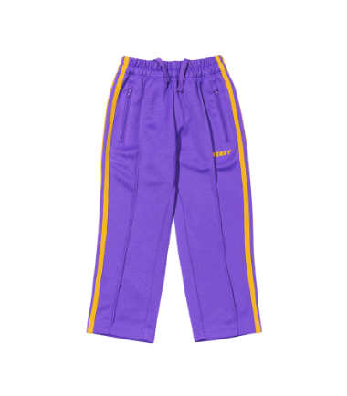 Kids' NY Track Pants Purple