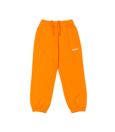Kids' NY Sweatpants Orange