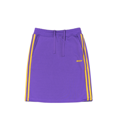 NY Track Skirt Purple