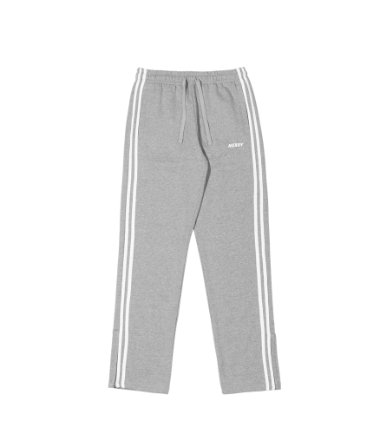 Brushed NY Sweatpants Gray