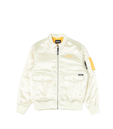 Aviator Jacket Cream