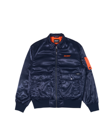 Aviator Jacket Navy