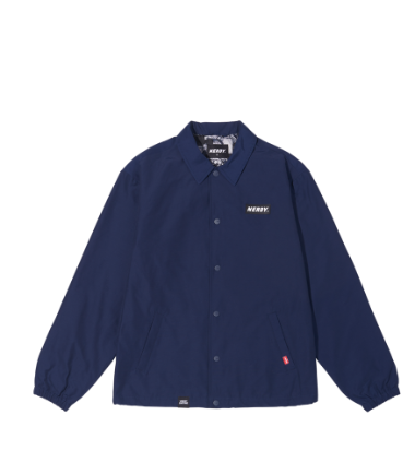 Coach Jacket Navy